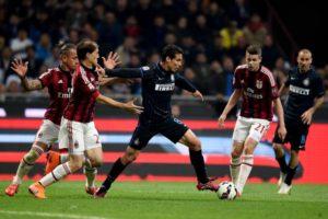 Prediksi AC Milanvs Inter Milan 28 Desember 2017