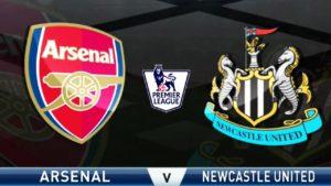 Prediksi Arsenalvs Newcastle United 16 Desember 2017