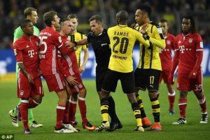 Prediksi Bayern Munchenvs Borussia Dortmund 21 Desember 2017