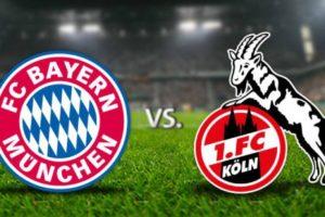 Prediksi Bayern Munchenvs Koln 14 Desember 2017