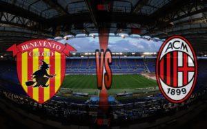 Prediksi Skor Benevento vs Milan 3 Desember 2017