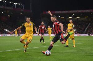Prediksi Brighton & Hove Albionvs AFC Bournemouth 1 Januari 2018