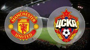 Prediksi Skor Manchester United vs CSKA Moskva 6 Desember 2017