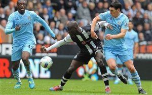 Prediksi Newcastle United vs Manchester City 28 Desember 2017