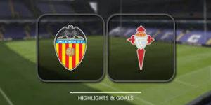 Prediksi Valenciavs Celta Vigo 10 Desember 2017