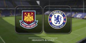 Prediksi West Ham Unitedvs Chelsea 9 Desember 2017