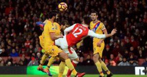 Prediksi Arsenalvs Crystal Palace 20 Januari 2018
