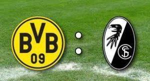Prediksi Dortmundvs Freiburg 27 Januari 2018