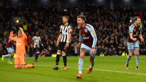 Prediksi Newcastle Unitedvs Burnley 1 Februari 2018