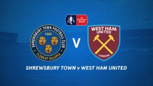Prediksi Shrewsbury Townvs West Ham United 7 Januari 2018