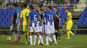 Prediksi Villarrealvs Leganes 11 Januari 2018