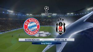 Prediksi Bayern Munchenvs Besiktas 21 Februari 2018