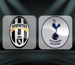Prediksi Juventusvs Tottenham Hotspur 14 Februari 2018
