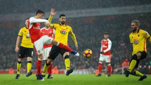 Prediksi Arsenalvs Watford 11 Maret 2018