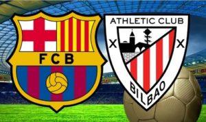 Prediksi Barcelonavs Athletic Club 18 Maret 2018
