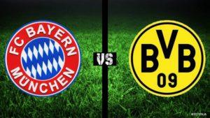 Prediksi Bayern Munchenvs Borussia Dortmund 31 Maret 2018