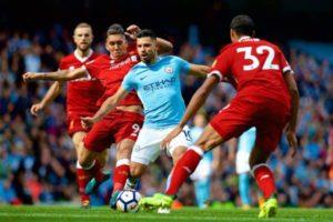 Prediksi Liverpoolvs Manchester City 5 April 2018