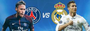 Prediksi PSGvs Real Madrid 7 Maret 2018