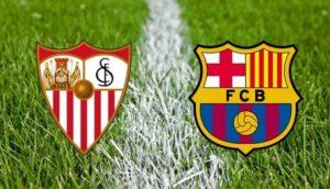 Prediksi Sevillavs Barcelona 1 Maret 2018