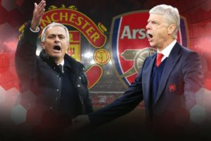 Prediksi Manchester United vs Arsenal 29 April 2018