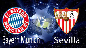 Prediksi Bayern Munchenvs Sevilla 12 April 2018