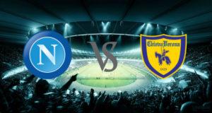 Prediksi Napolivs Chievo 8 April 2018