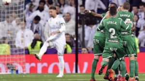 Prediksi Skor Real Madrid vs Leganes 28 April 2018