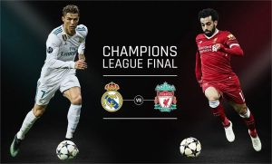 Prediksi Real Madrid vs Liverpool 27 Mei 2018