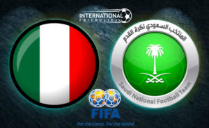 Prediksi Italia vs Saudi Arabia 29 Mei 2018
