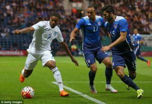 Prediksi Inggris vs Amerika Serikat 16 November 2018