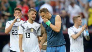 Prediksi Jerman vs Rusia 16 November 2018