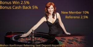 Main Slot Fortune Dice dari Agen Judi Slot Online Resmi Terpercaya dan Interactive