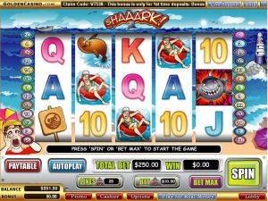 Slot Game Shaaark Dari Pragmatic Play