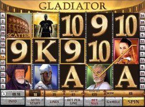 Slot Game Gladiator Dari Pragmatic Play