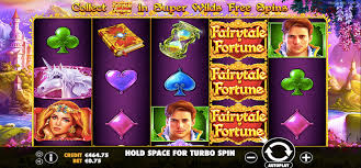Slot Game Fairytale Fortune Dari Pragmatic Play
