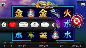 Game Slot Lucky Feng Shui Dari Spadegaming