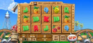 Game Slot Funky Fruits Farm Dari Playtech